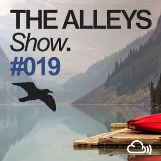 THE ALLEYS Show. #019 Jamie Stevens