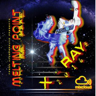 MELTING POINT 2016 mixed by X-ray