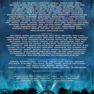 Adam Beyer Live @ Electric Picnic Festival 2016