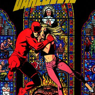 DAREDEVIL BORN AGAIN-EL DIABLO Y DANIEL JOHNSTON-FRANK ZAPPA-KAFKA 7/5/15