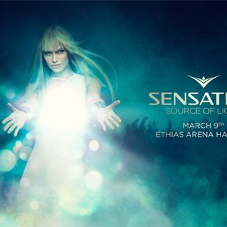 Mr. White - Live @ Sensation Source of Light (Hasselt, Belgium) - 09.03.2013