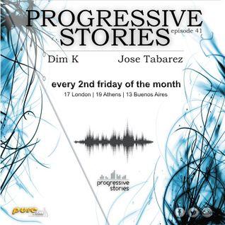Dim K - Progressive Stories 041 [June 10 2016] on Pure.Fm