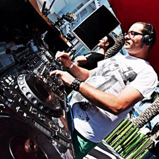 Jose Maria Ramon Live @ Be Crazy at Ushuaia Tower Opening 2013