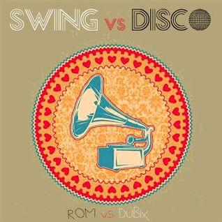 DUBIX vs ROM - DISCO vs SWING impro Ping-Pong