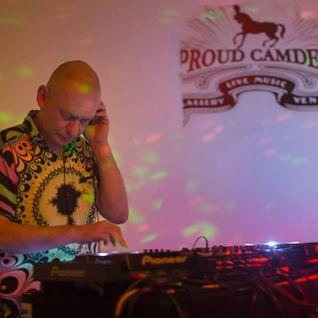 Mixmaster Morris @ Big Chill Bar October 2013 pt2