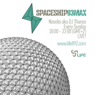 SPACESHIP 93 MAX on WEB RADIO LIFE892.COM / LIVE SHOW #2