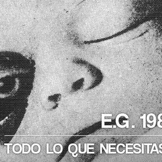 TRIBUTO A ESPLENDOR GEOMETRICO/DISENO CORBUSIER,,LAS BANDAS CON LAS QU HE CRECIDO!