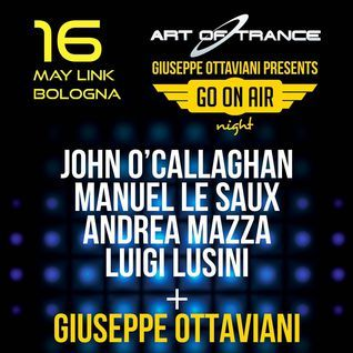 John O'Callaghan LIVE from Bologna @ GoOnAirItaly