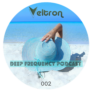 Deep Frequency Podcast 002 Mixed by Veltron