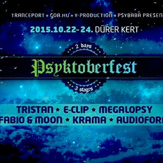 Pollux b2b Dr. Bunny - Psyktoberfest 2015