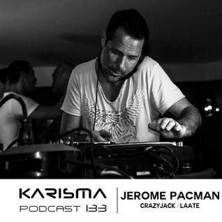 KARISMA PODCAST #133 - JEROME PACMAN