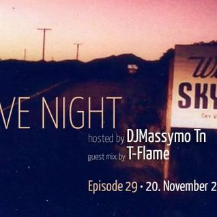 "Alternative Night Show ""Episode 29""Dj Massymo TnGuest T-Flame @ Innervisions (England)"