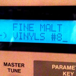 Fine Malt Vinyls vol.8(Tracks)