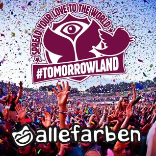 Tomorrowland 2015 - DJ-Set