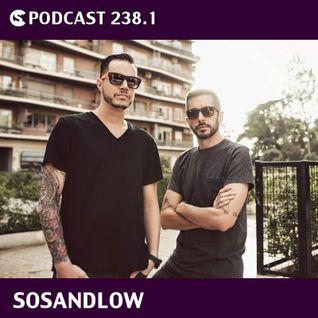 CS Podcast 238.1: SOSANDLOW / ALEX SOSA
