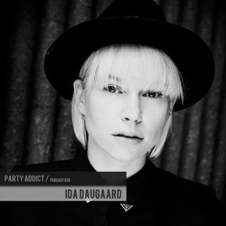 Party Addict Podcast 038: Ida Daugaard