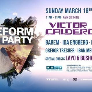 Layo & Bushwacka - Waveform Pool Party, WMC 2012 (Miami, USA) - 18.03.2012