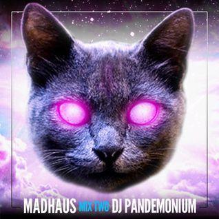 DJ Pandemonium - Madhaus Vol. 2 (Alternative / Goth / EBM / Industrial / Synthpop)