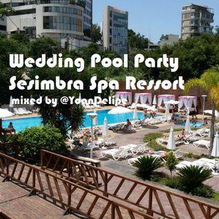♪ @YoanDelipe - Wedding Pool Party (1) Live Sana Residencial Hotel Spa Ressort Sesimbra Portugal