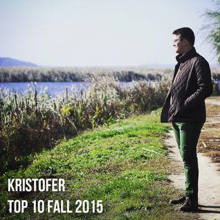 Kristofer - Top 10 Fall 2015