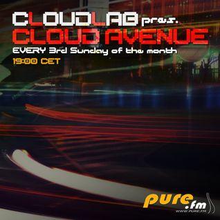 CloudLab - Cloud Avenue 004 incl. J-Adiction Guestmix [Oct 19 2014] on Pure.FM