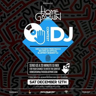 DJ Youn1que - #HomeGrown DJ Contest Mix