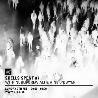 Shells Spent w/ Noble Drew Ali - 8th February 2016