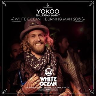 YokoO - White Ocean - Burning Man 2015