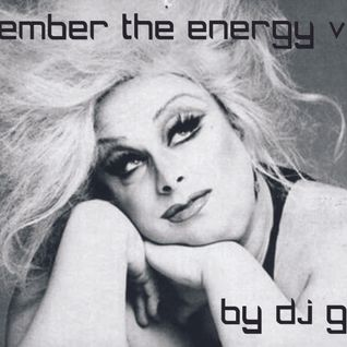 Remember the Energy Vol. 4 a continuous high nrg set by gein