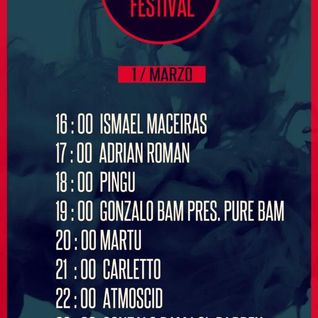 Gonzalo Bam b2b DJ Brex - Carajauliers Festival II (PlayTrance.com)