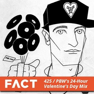 Peanut Butter Wolf's 24-Hour Valentine's Day Mix (Part 7)