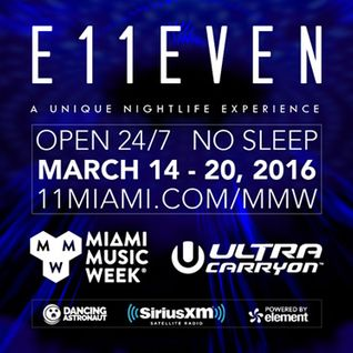 Tritonal - Live @ E11even Miami (Miami Music Week, USA) - 18.03.2016