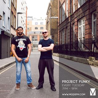 06/09/2016 - Project Funky - Mode FM (Podcast)