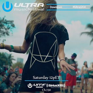 Louis The Child @ Ultra Music Festival 2016 (OWSLA at UMF Radio Stage)