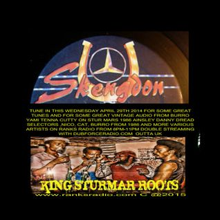 DJ EMPRESS ANJAHLA STUR MARS ROOTS HI FI 1986 AUDIO AND GREATEST REGGAE SKENG DON RECORDS VARIOUS IC