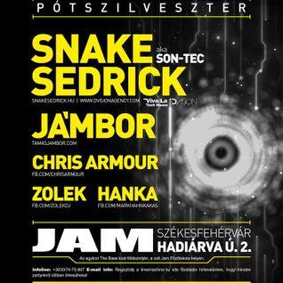 Zolek live @ Time Machine (JAM, Székesfehérvár)-2014-01-18