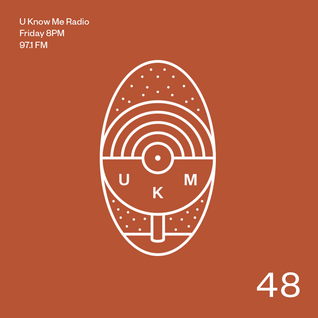 U Know Me Radio #48 | THE FRIGHTNRS | Cuthead | Gila | Rhythm Baboon | Distal | Suff Daddy | Zomby