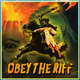 Obey The Riff #40: Ghost, Ghouls and Rotten Riffs Edition (Live at Villa Bota)