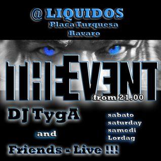 DJ TygA - Simple ElementS pt18 @ Liquidos - Punta Cana