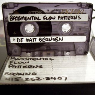 matty b- bassmental flow patterns side a