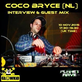 COCO BRYCE (NL) Guest @ Generation X [RadioShow] - Planet Rave Radio (10 NOV.2015)