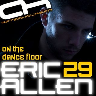 Eric Allen - On The Dance Floor 029