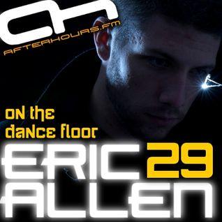 Eric Allen - On The Dance Floor 029