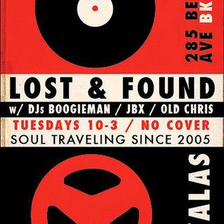 DJ Hambone @ The Last Lost and Found Session.