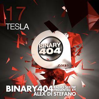 017 - Alex Di Stefano - Binary404 Radio Show /w Tesla