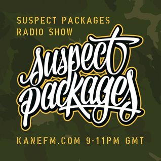 Suspect Packages Radio Show - Kane FM 08/06/15