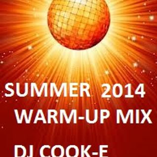 2014 Summer Warm Up Electro Mix