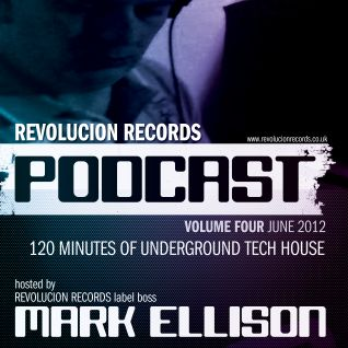 REVOLUCON RECORDS Podcast - Volume 5