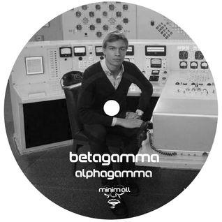 Betagamma  – Alphagamma [MINIMALL119]