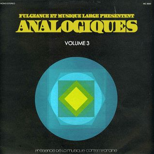Fulgeance presents ANALOGIQUES VOL3